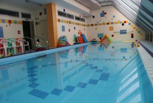Bazén DK Fontána