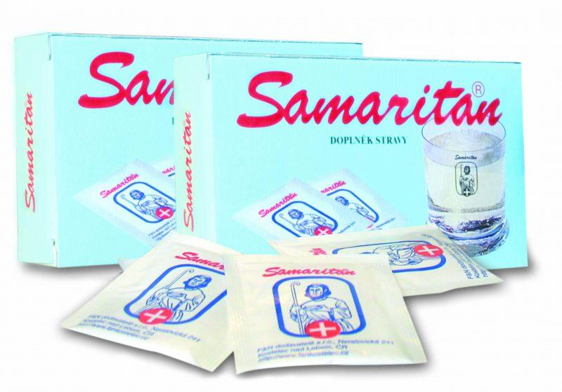 Samaritán - perlivý nápoj
