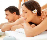 Párová masáž