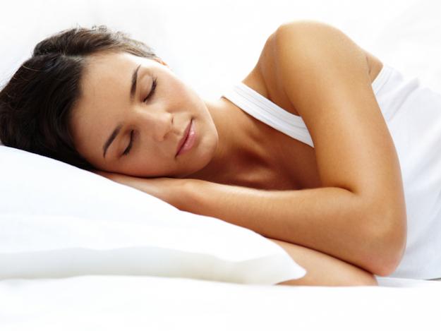Masáží proti nespavosti