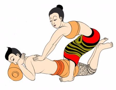 Thajská masáž - Masáže Husova