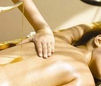 Ájurvedská celotělová předtěhotenská masáž